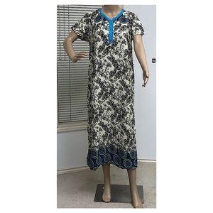 Cotton Night dress sleep wear for women casual